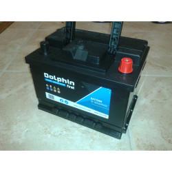 batterie demarrage dolphin 50 A